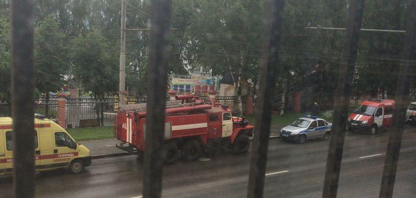 На новом колесе обозрения в Ижевске застряла женщина с ребенком