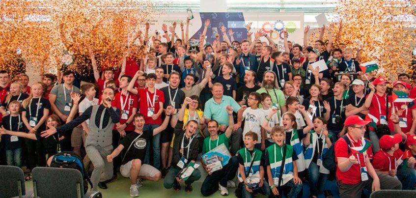 Гугл-мальчик из Ижевска победил во Всероссийской олимпиаде в Иннополисе