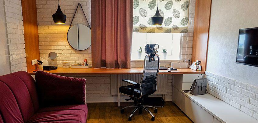 Квартира недели: Как обустроить маленькую квартиру?