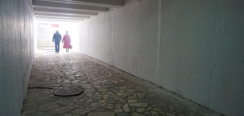 Подземный переход на улице Кирова в Ижевске отремонтируют до конца лета