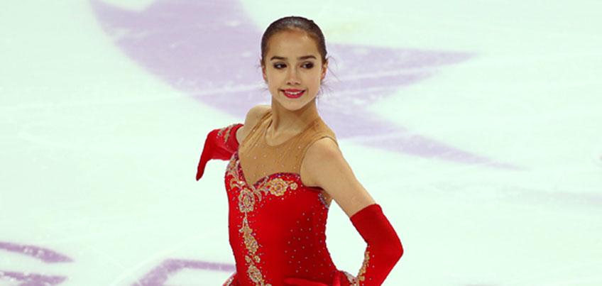 Фигуристка из Ижевска Алина Загитова стала мастером спорта международного класса