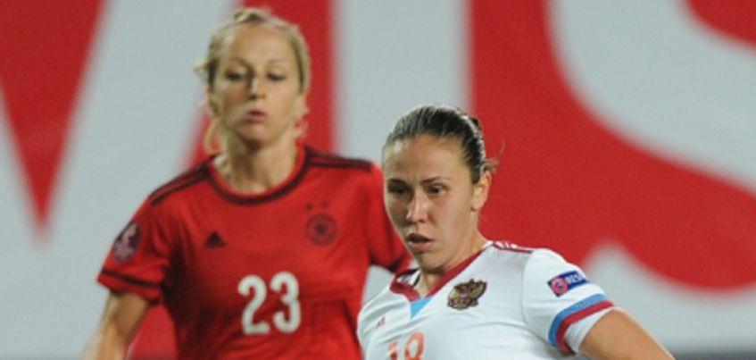 Футболистка из Ижевска поедет на чемпионат Европы в составе сборной России