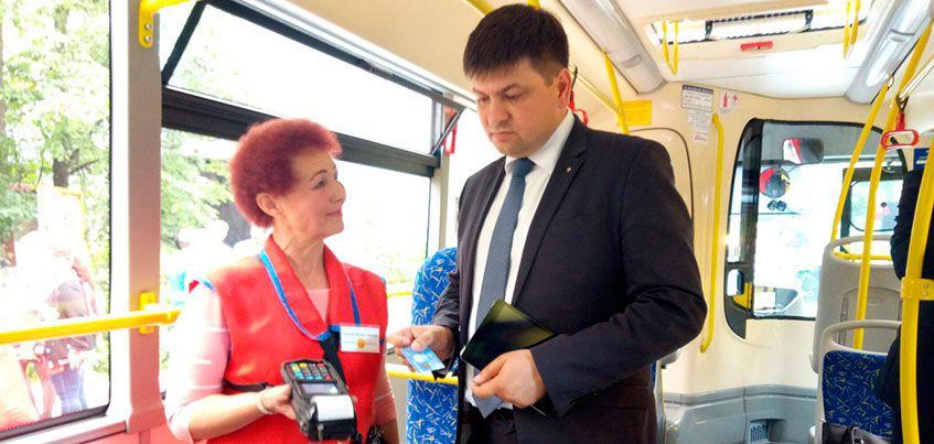 Ижевчане смогут проголосовать за понравившегося кондуктора автобуса