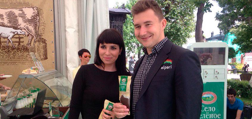 «Село Зеленое» в Москве нарасхват!