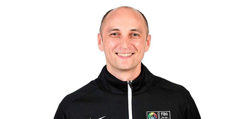 Арбитр из Ижевска судил матчи женского Евробаскета в Чехии