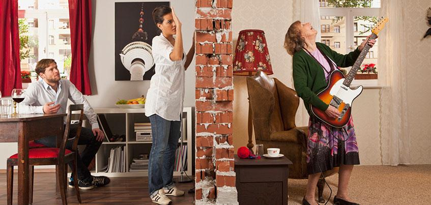 Соседские войны: что делать со слышимостью в ижевских квартирах?