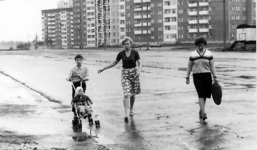 Есть повод: 27 лет назад в Ижевске появился Устиновский район