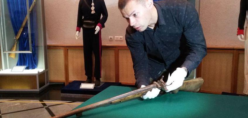 Житель Удмуртии пытался продать за бесценок ружье 19 века