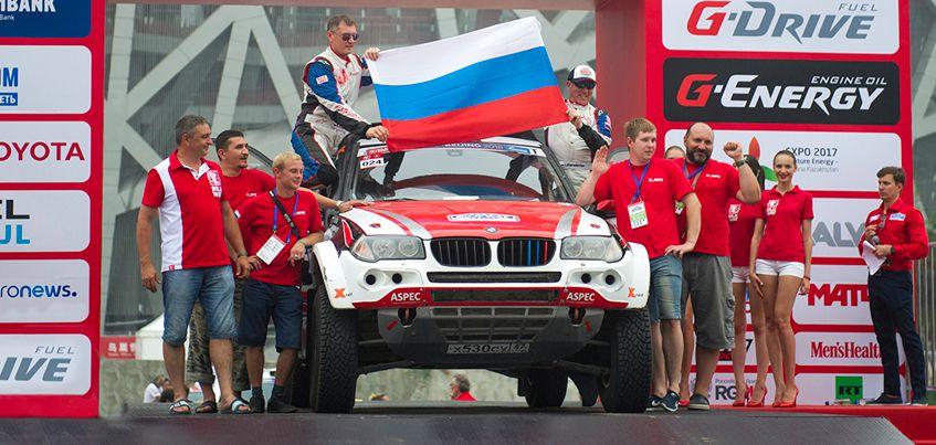 Экипаж из Удмуртии будет участвовать в международной гонке «Шелковый путь-2017»