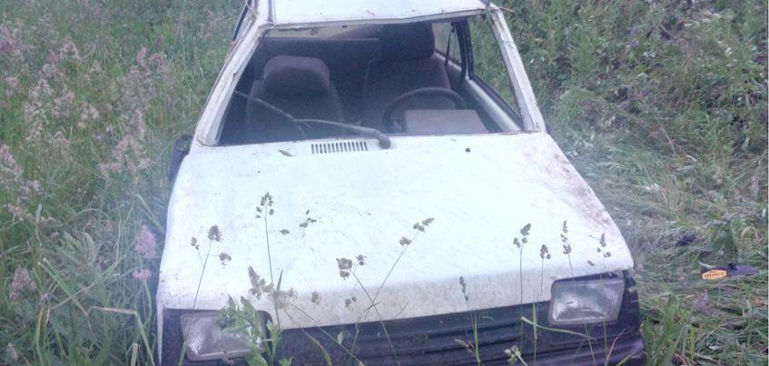 В Удмуртии в ДТП пострадал водитель и пассажиры легковушки
