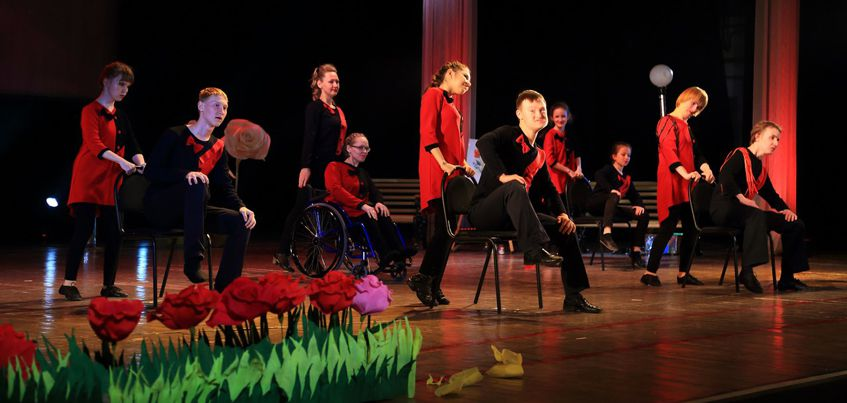 Детям-инвалидам из Ижевска нужна помощь, чтобы выступить на международном фестивале-конкурсе