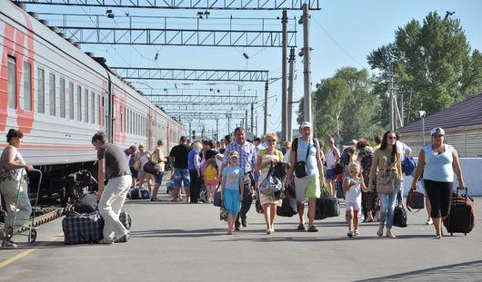 Из Ижевска в Анапу пустят дополнительный поезд