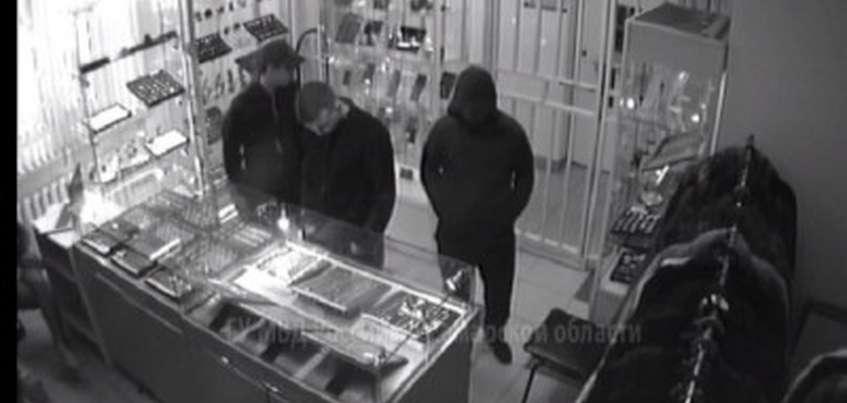 В Ижевске задержали двух грабителей самарского ломбарда
