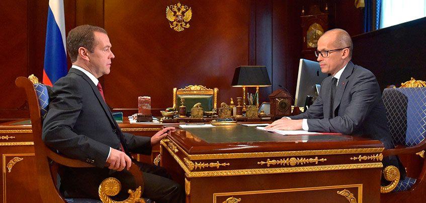 Правительство России поддержит строительство двух школ в Удмуртии