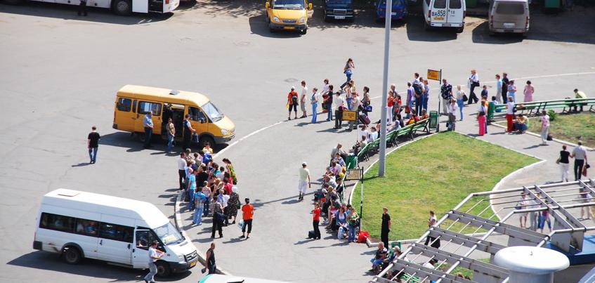 Сотрудники Госавтоинспекции Удмуртии проверят междугородние автобусы
