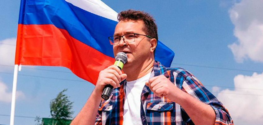 Уроженец Ижевска решил участвовать в выборах на пост Президента России