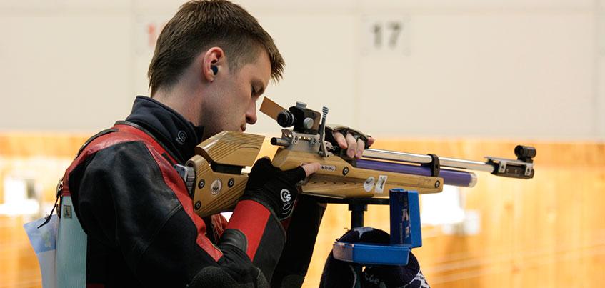 Трое стрелков из Удмуртии выступят на чемпионате Европы в Баку