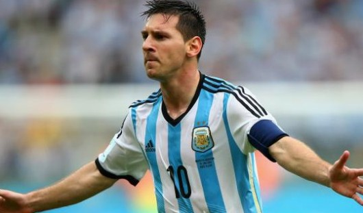 ЧМ-2014: Аргентина в дополнительное время одержала победу над Швейцарией