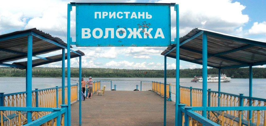 В Ижевске к концу июля могут снова начать ходить теплоходы до Воложки