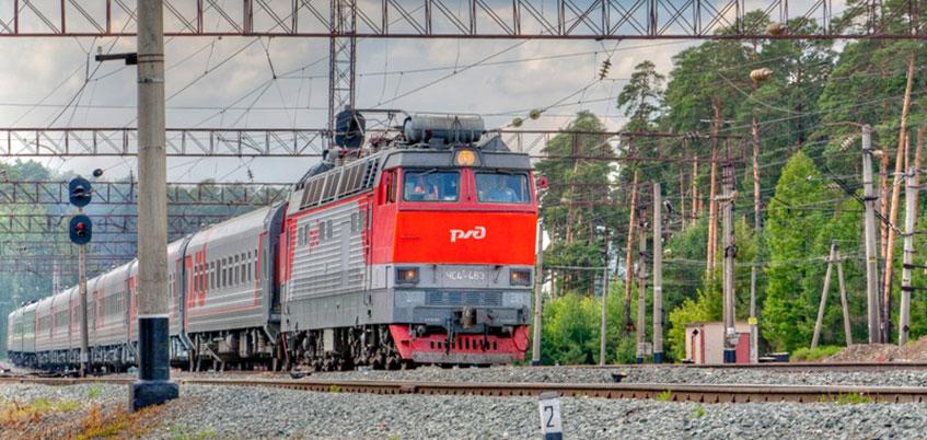 Расписание пригородного поезда сообщением «Янаул – Ижевск» изменится 15 июля