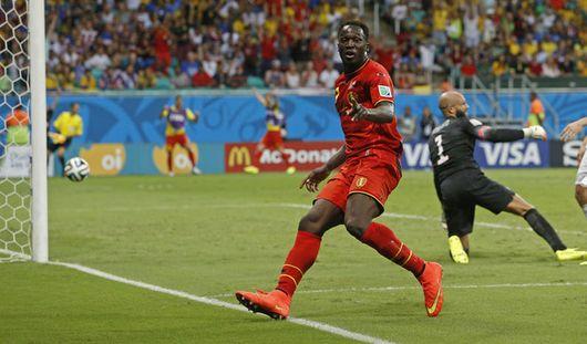 Бельгия переиграла США и вышла в 1/4 финала ЧМ-2014