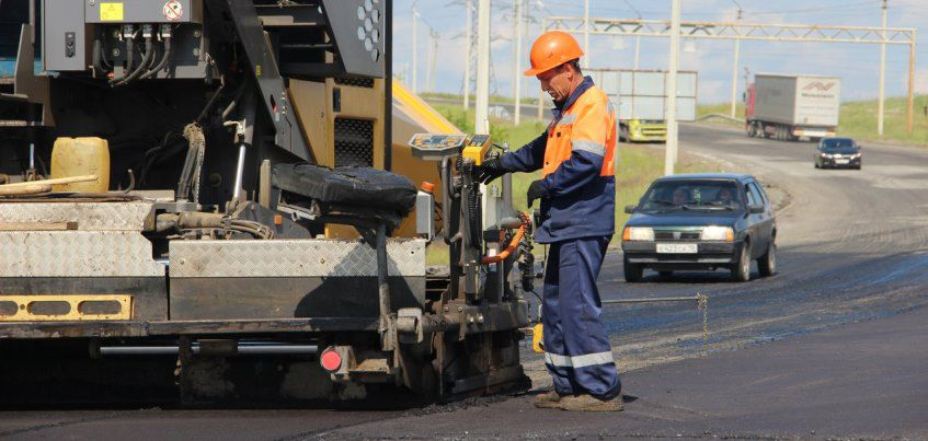 Дорожники закончат ремонт западного обхода Ижевска к 15 сентября