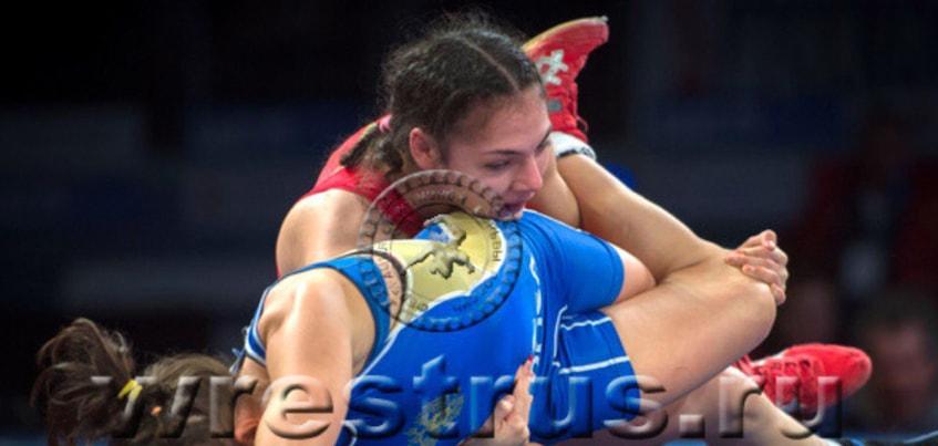 Ижевчанка Анжелика Ветошкина победила на Гран-при по вольной борьбе