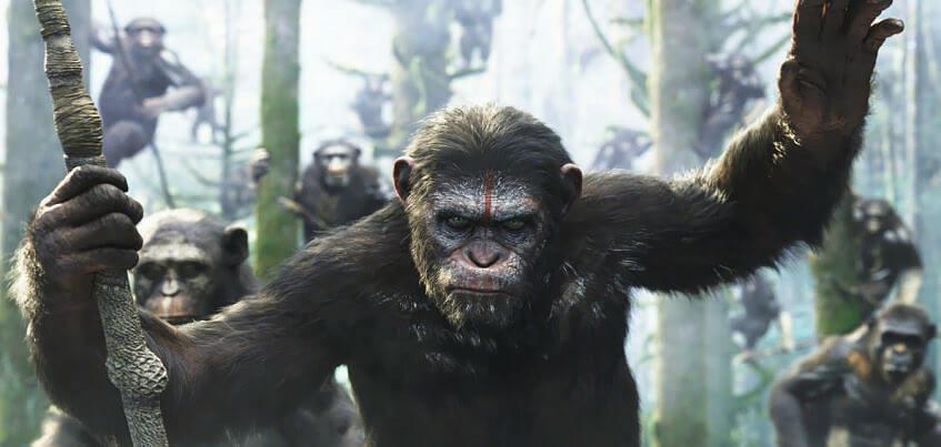 «Фильм с очень глубоким смыслом» - ижевчане о «Планете обезьян: Война»