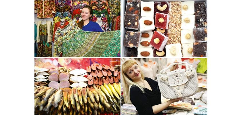 С 26 по 31 июля впервые в Ижевске состоится «Всероссийская ярмарка в Устиновском районе»