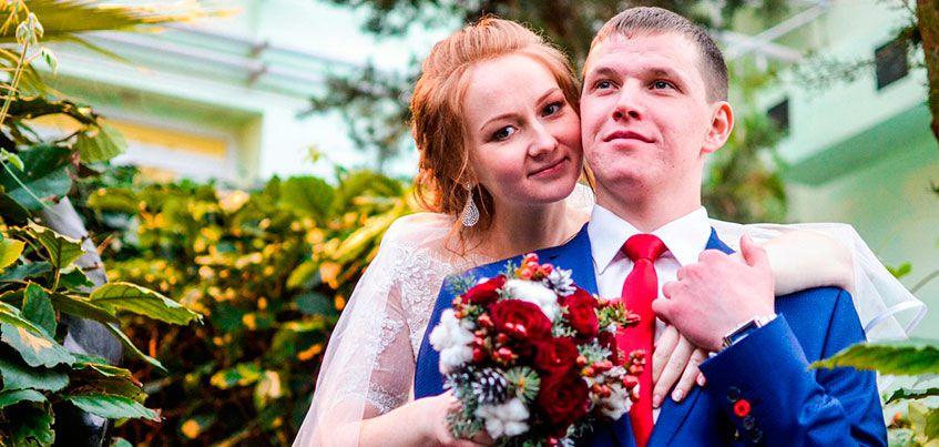 Ижевские молодожены: На свадьбу записала мужу песню