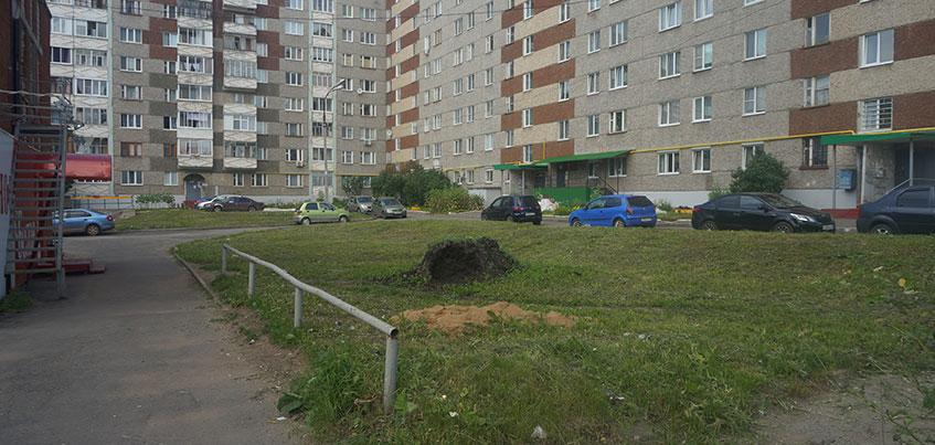 В 2017 году 67 дворов Ижевска отремонтируют по федеральной программе: как попасть в список дворов на ремонт