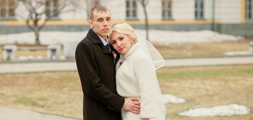 Ижевские молодожены: В день свадьбы чудом успели в ЗАГС