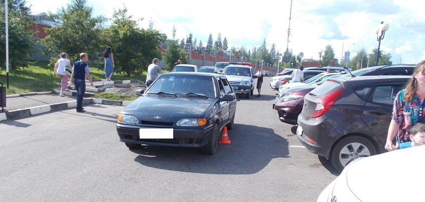 В Ижевске водитель «ВАЗа» сбил трехлетнюю девочку
