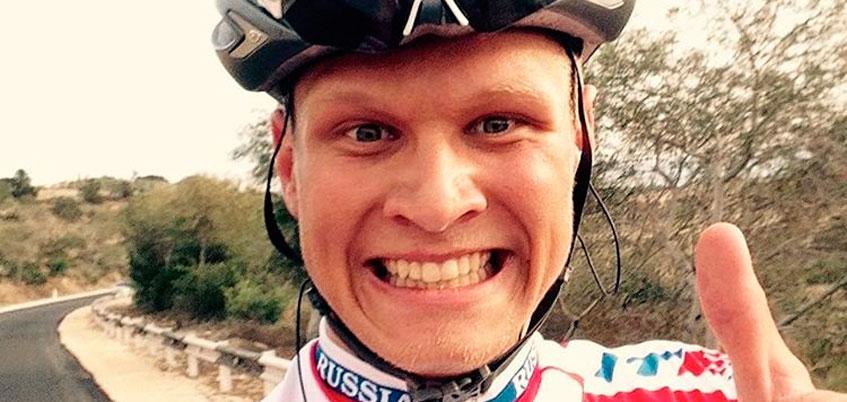 Ижевчанин Александр Васюхно стал Чемпионом Европы по велоспорту на треке