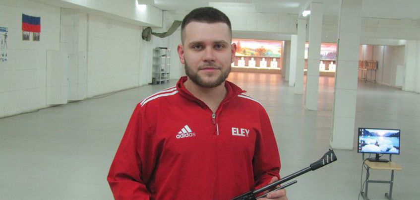 Ижевский стрелок Николай Килин выиграл медаль на чемпионате Европы в Баку
