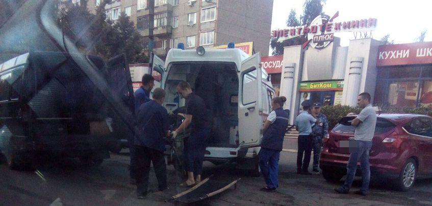 В Ижевске прямо на остановке общественного транспорта умерла женщина