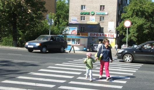 В Ижевске на улицах Восточной, Барышникова, Щорса появятся «зебры»