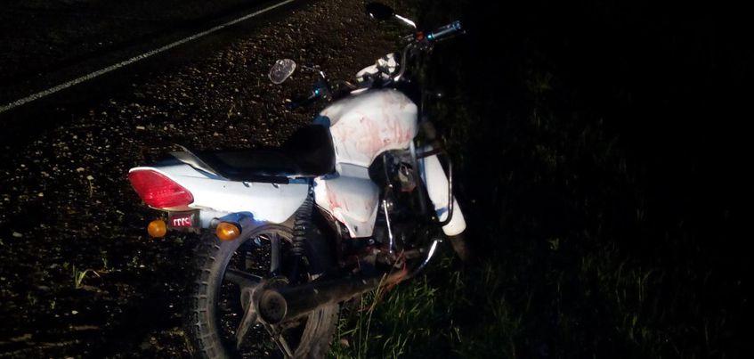 42-летний житель Удмуртии умер после наезда мопеда