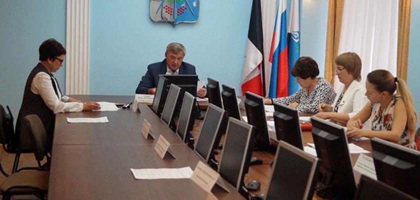 В Ижевске состоялась очередная комиссия по ликвидации задолженности по налоговым и иным платежам в бюджет города