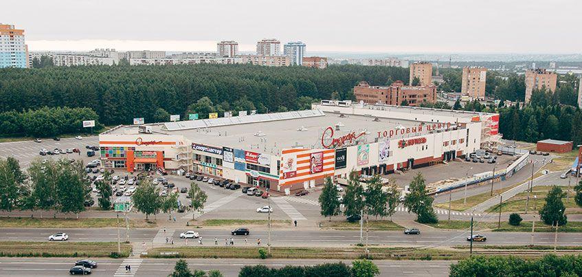 «Альфа-банк» купил ТРЦ «Столица» в Ижевске