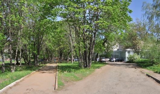 На бульваре Гоголя в Ижевске появятся освещение, газоны, детская площадка и памятник