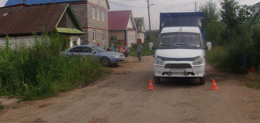 В Ижевске на улице Гусева «Газель» сбила 5-летнего мальчика