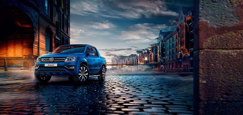 В Ижевске в продаже появился Volkswagen Amarok с новым двигателем V6