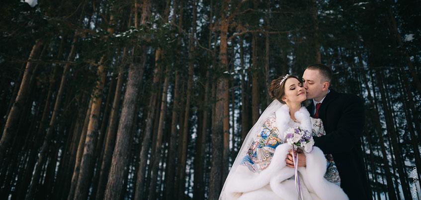 Ижевские молодожены: Долго добивалась будущего мужа