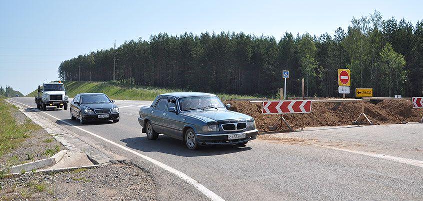 Какие дороги Ижевска и пригорода ремонтируют, и там образуются пробки?