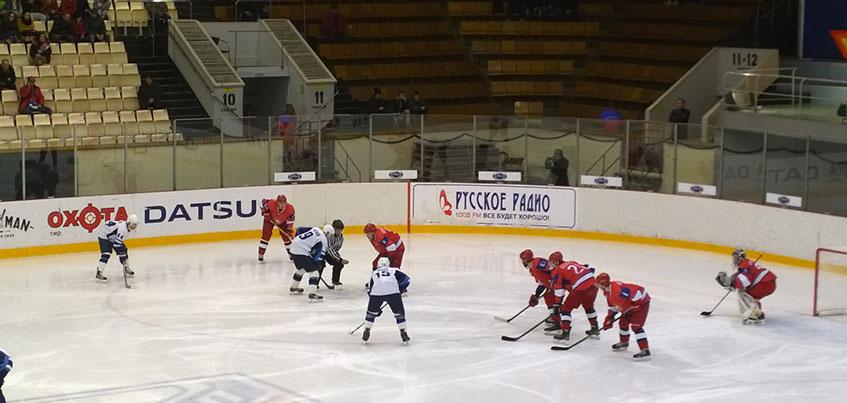 В Ижевске завершился XIII хоккейный турнир памяти Тарасова