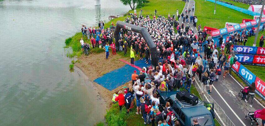 В Воткинске при поддержке «Ростелекома» пройдут соревнования по триатлону «Titan»