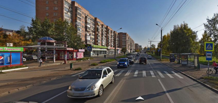 В Ижевске перенесут остановку «Магазин «Подарки» и пешеходный переход