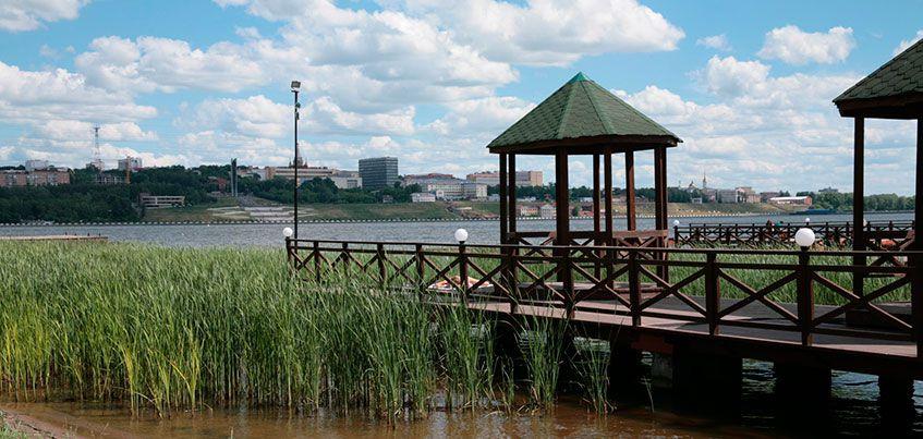 В выходные в Ижевске похолодает до +21 градуса