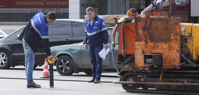 В Ижевске на улице Удмуртской установят тросовые ограждения